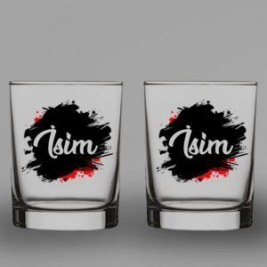 isimli-viski-kadehi