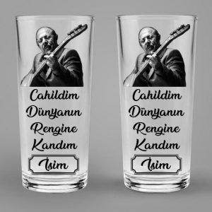 Neşet ertaş rakı bardağı