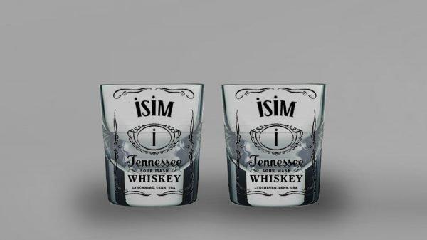 Jack Daniels Viski Bardağı İsimli Viski Bardağı
